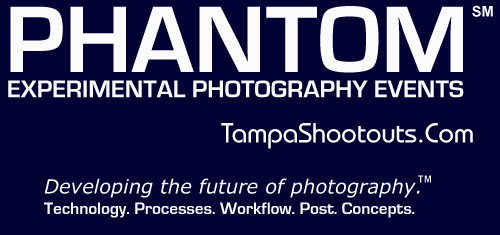 Phantom Experimental Photography Events.